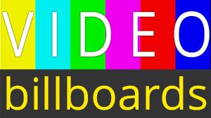 Video Billboard Icon