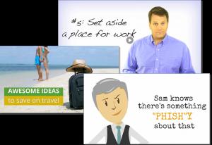 ClickVue Social Media Video Collage