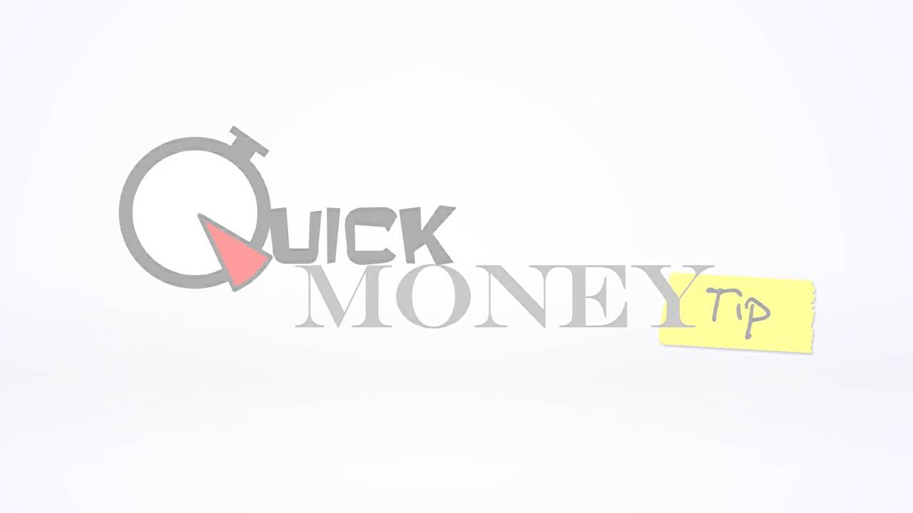 Quick Money Tip Icon